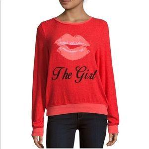 Wildfox Graphic Sweatshirt